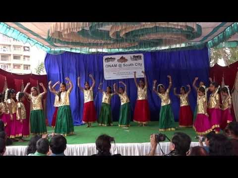 South City Onam 2012 Paraniraye Dance By Children.m2ts video