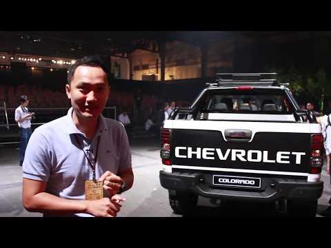 [Review] Chevrolet Colorado 2016  : เผยโฉมกระบะไฮเทค เชฟวี่ทรัคปรับใหญ่เพื่อแฟนชาวไทย!