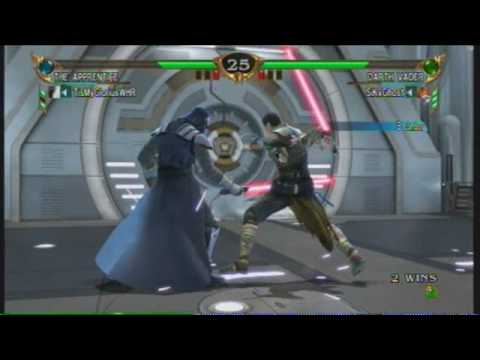 Apprentice VS Darth Vader SC4 XBOX LIVE