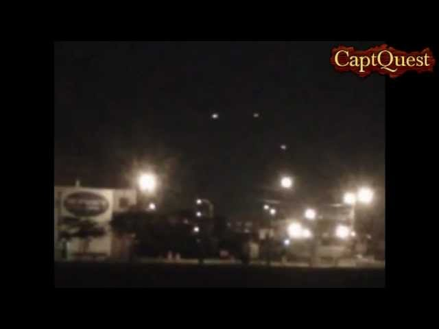 UFO Sightings August 2011