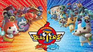 Yo-kai Watch Blasters OST - Komasan Theme -KJ Remix-