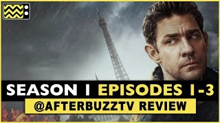 Jack Ryan Season 1 Episodes 1-3 Review & After Show