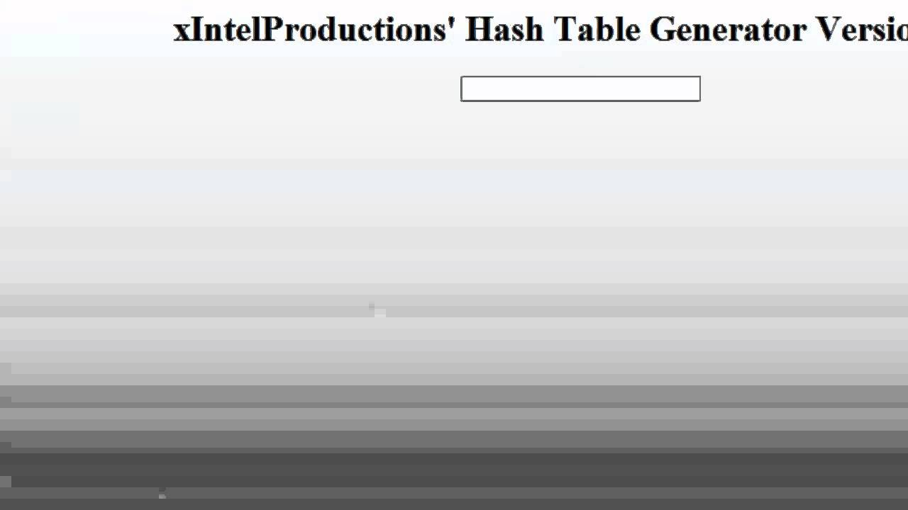 Table Image Generator Table Generator Part 1