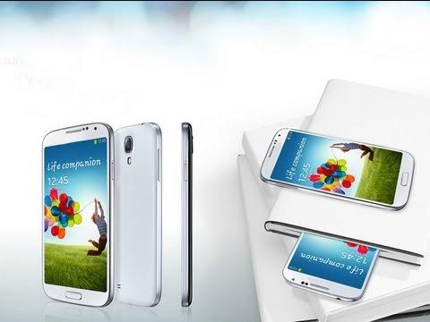 Samsung Galaxy S4?HDC Galaxy S4 H9500 System Test