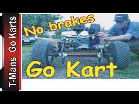 Driving Test ☠ New Rear End - █ Go Kart ( A-Kart )