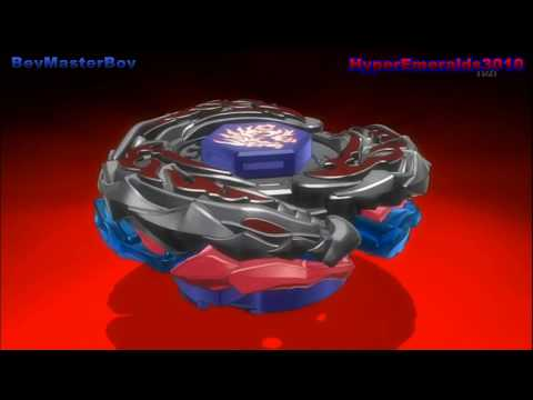HD Beyblade AMV: Mercury Anubis vs L-Drago Destroy