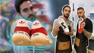 Hice un par de sneakers ÚNICO EN EL MUNDO!