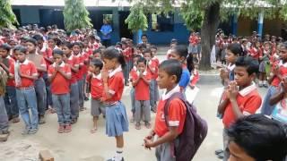 Jibon Jyoti - modlitba a hymna