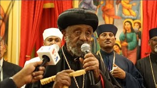 The Ethiopian Orthodox Tewahedo Church Synods