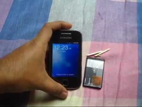 How to - Samsung Galaxy battery problem SOLVED.