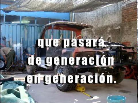 V8 Ford F100 publicidad argentina: mi homenaje a la f 100