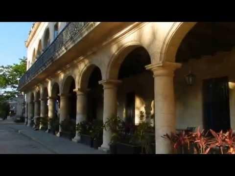 Plaza de Armas, Hotel Santa Isabel, La Habana, Cuba