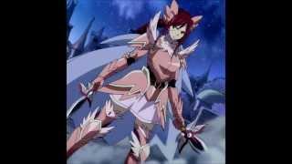 Erza Scarlet Armor Collection