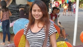 FILIPINA CUPID LOVE AT FIRST SIGHT FOUND THE ONE Daisy May in Peoples Park Davao City PhilippinesPt2