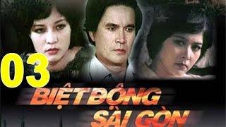 Phim Biệt Động Sài Gòn Tập 3: Tĩnh Lặng | Phim Chiến Tranh VN Hay