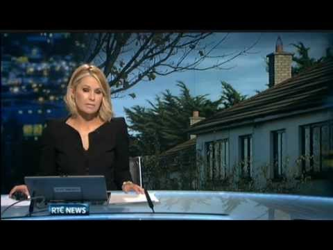 RTE 9 O'Clock News - 15th June 2012 on property prices
