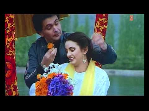 Maine Bhi Ek Geet Likha Hai [full Song] | Hamara Khandan | Rishi Kapoor, Farha video