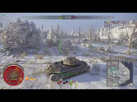 World of Tanks Xbox one Object 252U Defender 6 Kills