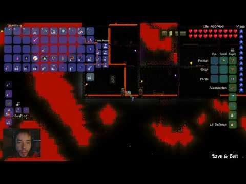 Terraria 1.2 Gameplay - Episódio 9