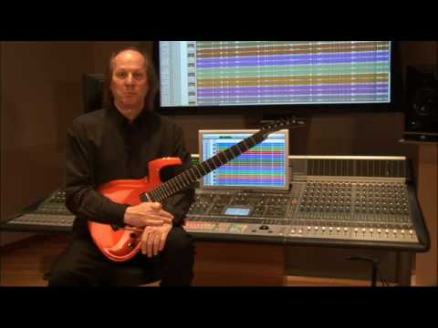 Sweetwater - Adrian Belew Interview, part 1