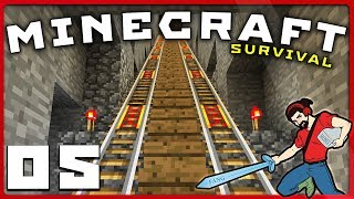 Minecraft Survival   EARN IT, LOVE IT!    [S01E05] Vanilla 1.12 Lets Play