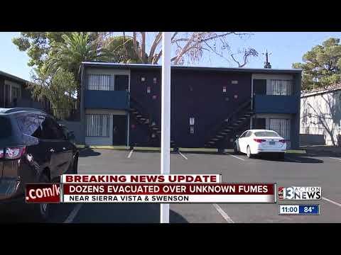 Dozens evacuated over unknown fumes near Sierra Vista, Swenson
