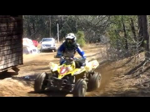2013 GNCC FMF Steele Creek ATV