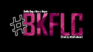 Nico Zkn x Rayno x Duffle Bag - BKFLC