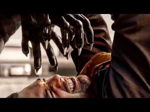 Captain America: Civil War - Movie Clip #7 - Black Panther VS Bucky