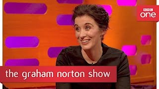 Vicky McClure has a signature pose for publicity photos - The Graham Norton Show 2017: Preview