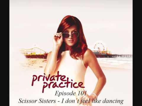 Scissor Sisters - I Don´t Feel Like Dancing video