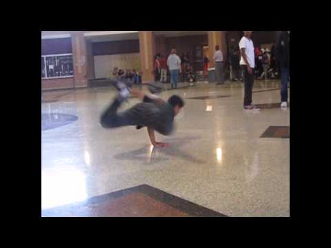 Bboying at school