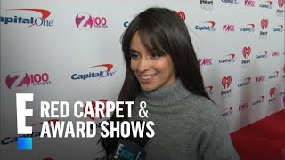 Camila Cabello Spills on Her Two Grammy Nominations   E! Red Carpet & Award Shows