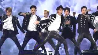 170114 GOLDEN DISK AWRDS-MONSTER(kai focus)