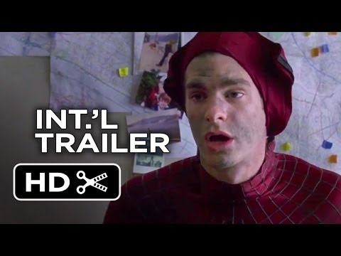 The Amazing Spider-Man 2 Official International Trailer #2 (2014) – Marvel Superhero Movie HD