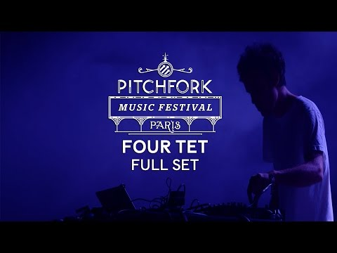 Four Tet   Full Set   Pitchfork Music Festival Paris 2014   PitchforkTV