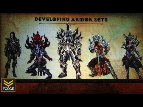 Diablo 3 Armor Tiers 2-16 (All Classes)
