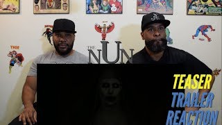 The Nun Teaser Trailer Reaction
