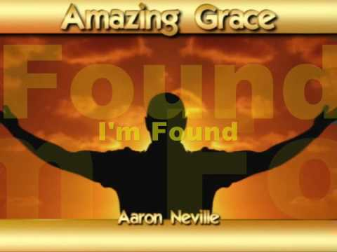 Amazing Grace- Aaron Neville