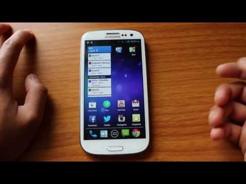 CyanogenMod 10.1 (Android 4.2) Highlights and Review on Samsung Galaxy S3