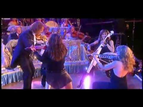 Andre Rieu   Bond Girls   Victory video