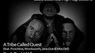 Watch A Tribe Called Quest Rock Rock Y