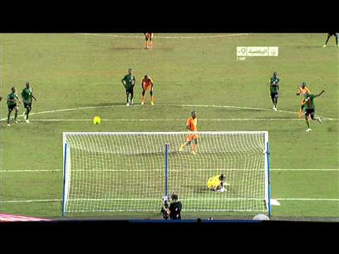 Ivory Coast VS Zambia African Nations Cup 2012 Final