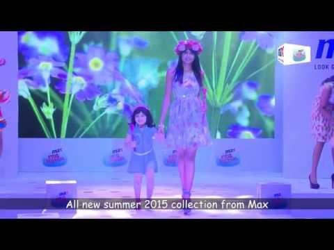 Mom & Kid Fashion Show for Max Kids Festival 2015