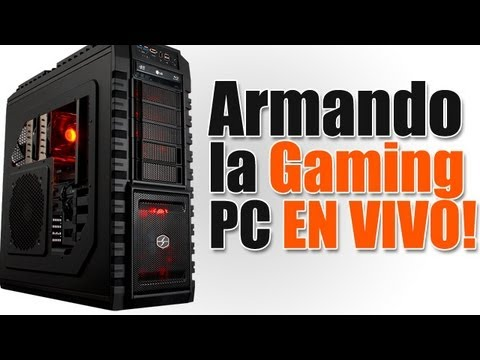 ARMANDO LA GAMING PC SMOKYESAGAMING EN VIVO!!!