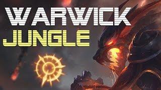 Warwick Jungle Guide - Climb to plat. ep11 - League of Legends