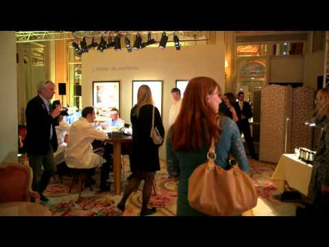 Chopard's High Jewellery workshops event at the Ritz Hotel, Paris – presented by Chopard