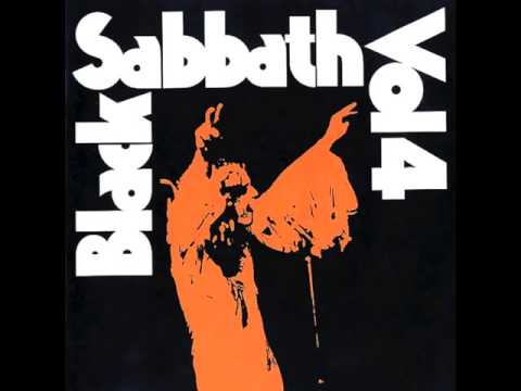 Black Sabbath - Vol 4 (album)