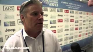IRB CEO Brett Gosper on the success of the Sevens World Championship.