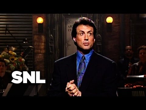 Sylvester Stallone Monologue - Saturday Night Live